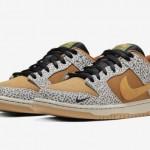 """【3月14日発売】Nike SB Dunk Low """"Safari""""【ナイキ SB ダンク ロー サファリ】"""