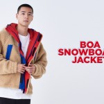 A BATHING APEからスノーボードジャケットをボア素材で仕上げた「BOA SNOWBOARD JACKET」が11/23発売 (ア ベイシング エイプ)