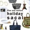 11/23展開!sacai 2019 Holiday collection (サカイ ホリデー コレクション)