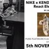 """11/5発売予定!ケンドリック・ラマー × ナイキ リアクト エレメント 55 """"ピュアプラチナム"""" (KENDRICK LAMAR NIKE REACT ELEMENT 55 """"Pure Platinum"""") [CJ3312-001]"""
