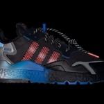 """2/6発売!adidas Originals NITE JOGGER """"Core Black/Trace Grey Metallic/Flach Red"""" (アディダス オリジナルス ナイトジョガー """"コアブラック/トレースグレーメタリック/フラッシュレッド"""") [FW4275]"""