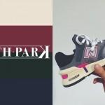 新たなコレクション「Kith Park」にてKITH x New Balance ニューコラボモデルが発表 (キス パーク ニューバランス)