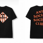"""【MEMBERS ONLY EXCLUSIVE】Anti Social Social Club """"Regrets Tee"""" (アンチ ソーシャル ソーシャル クラブ)"""