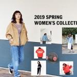 VANSから今季よりスタートする女性用ウェア「2019 SPRING WOMEN'S COLLECTION」が3月下旬発売 (バンズ)
