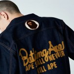 A BATHING APEから1998年に発売されたデニムジャケットがリバイバル「CHAMPION DENIM JACKET」が8/8発売 (ア ベイシング エイプ)