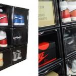 KicksWrapからラグジュアリーな雰囲気を醸し出すスニーカー収納ボックス「Boxes」が新発売!