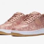 "【1月21日13:00】Clot x Nike Air Force 1 Low ""Rose Gold""【CJ5290-600】"