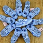 """2021年 発売!ナイキ ウィメンズ エア ジョーダン 1 ロー """"ナイキ & ザ・マイティ・スウッシャーズ/ブルー"""" (NIKE WMNS AIR JORDAN 1 LOW """"Nike & The Mighty Swooshers/Blue"""")"""