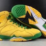 """【2020年発売】Air Jordan 7 """"Oregon Ducks"""" PE【エア ジョーダン 7 オレゴン ダックス】"""