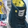 PALLADIUM × SMILEY コラボレーションブーツ第2弾が8/4発売 (パラディウム スマイリー)