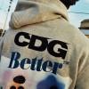 CDG × Better Gift Shop 最新コラボレーションが12/11 発売 (シーディージー ベター ギフトショップ)