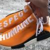 """【リーク/サンプル】Pharrell Williams x adidas Originals NMD TRAIL """"HUMAN RACE"""" """"ESPECE/HUMAINE"""" (ファレル・ウィリアムス アディダス オリジナルス エヌ エム ディー トレイル """"ヒューマン レース"""" 2018)"""