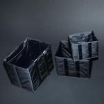 """【9/1 発売】FRAGMENT × RAMIDUS コラボ レコードストレージバッグ """"BLACK BEAUTY BY FRAGMENT DESIGN/FOLDING STORAGE BAG"""" (フラグメント 藤原ヒロシ ラミダス)"""