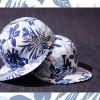 New Eraからブルーを基調にしたFloral柄をプリントしたコレクションアイテムが発売! (ニューエラ フローラル)