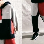 Champion Colorblock REVERSE WEAVE Hoodie/Sweatpants (チャンピオン カラーブロック)
