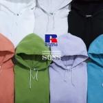 RUSSELL ATHLETIC × UNITED ARROWS & SONS ESSENTIAL 別注 フーディー/スウェットシャツ 全7色が、11/15 発売 (ラッセル・アスレチック ユナイテッド アローズ & サンズ)