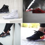 "【まとめ】6/7発売の厳選スニーカー!(KIM JONES × NIKELAB AIR MAX 360 HI/KJ)(AIR VAPORMAX INNEVA WOVEN ""Black/Multi"")(Ferrari × PUMA SUEDE)(AIR VAPORMAX 2.0 FLYKNIT ""Black/Laser Orange"")他"