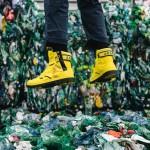 パラディウムから初となるリサイクル素材を採用した防水ブーツ 3型が発売 (PALLADIUM)