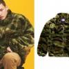 2019 F/W ザ・ノース・フェイス パープルレーベル「Comouflage Fur Field Jacket」 (THE NORTH FACE PURPLE LABEL 2019年 秋冬モデル) [NP2967N]