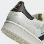 """8/6発売!モダンなカモ柄プリントとゴールドカラーのディテールを施したアディダス オリジナルス スーパースター """"ホワイト/ブラック"""" (adidas Originals SUPERSTAR """"White/Black/Camo"""") [FW4392]"""