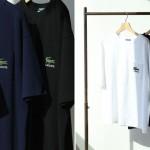 EDIFICE × LACOSTE 別注!少し大きいワニを配置したポケットロゴTEEが5月上旬発売 (エディフィス ラコステ)