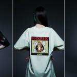 X-girl × ローブローアート界の巨匠「フランク・コジック Frank Kozik」コラボが6/28から発売 (エックスガール)