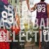 A BATHING APEからバスケットボールユニフォームをイメージし、COLOR CAMO/タイポグラフィ/ナンバリングを施した「BAPE BASKETBALL COLLECTION」が7/21から発売 (ア ベイシング エイプ)