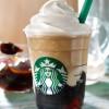 スタバからコーヒージェリーにカスタードバニラソースを絡めた「コーヒー ジェリー & クリーミー バニラ フラペチーノ」が発売! (STARBUCKS)