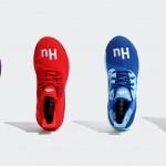8/31発売!Pharrell Williams x adidas Solar Hu PRD (ファレル・ウィリアムス アディダス ソーラー HU) [EF2377,2379,2381/EG7770]