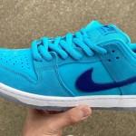 """【4月発売予定】Nike SB Dunk Low """"Blue Furry""""【ナイキ SB ダンク ロー】"""