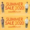 magaseekにてMAX 90%OFFの「SUMMER SALE」が開催 (マガシーク)