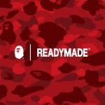 A BATHING APE × READYMADE 最新コラボレーションが発売予定 (ア ベイシング エイプ レディメイド)