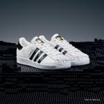 """【国内 7/1 発売】adidas Originals SUPERSTAR """"LEGO/White/Black"""" (レゴ アディダス オリジナルス スーパースター """"ホワイト/ブラック"""") [GW5270]"""