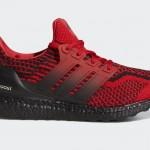 """【発売予定】adidas ULTRA BOOST 5.0 DNA """"Scarlet/Core Black"""" (アディダス ウルトラ ブースト 5.0 DNA """"スカーレット/コアブラック"""") [H01014]"""