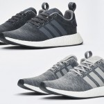"""6/28発売!Sneakersnstuff × adidas Originals NMD_R2 """"Grey Melange Pack"""" (スニーカーズンスタッフ アディダス オリジナルス エヌ エム ディー """"グレー メランジ パック"""") [BY2789,2790]"""