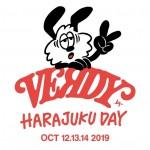 10/12~10/14開催!VERDY HARAJUKU DAY (ヴェルディ ハラジュク デイ)