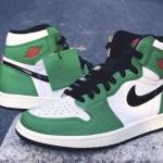 """【ファーストルック】Air Jordan 1 High OG WMNS """"Lucky Green""""【ラッキーグリーン】"""