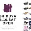 国内8店舗目!UNDEFEATED SHIBUYAが6/16にオープン (アンディフィーテッド)