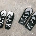 6/3発売!havaianas x mastermind JAPAN コラボ ビーチサンダル 2型 (ハワイアナス マスターマインド ジャパン)