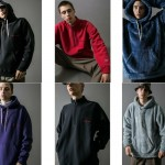 Champion × monkey time SHRPA HOODY/REVERSE WEAVE HALF ZIP/REVERSE WEAVE HOODED が10月下旬発売 (チャンピオン モンキータイム)