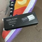 【レビュー】スニーカーの「ちょっと汚れ」は専用消しゴムで!KicksWrap スニーカー専用イレイサー「Utility Eraser」