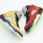 """【11月7日発売】Air Jordan 5 """"What The""""【エアジョーダン5 ワットザ】"""