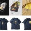 「モナ・リザ」や「真珠の耳飾りの少女」をプリントしたFREAK'S STORE 別注ART TEEが6月下旬発売 (フリークスストア)
