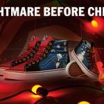 11/22発売!クリスマスバージョンのThe Nightmare Before Christmas × VANS COLLECTION (Xmas ナイトメアー・ビフォア・クリスマス バンズ コレクション)
