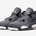 """【8月3日発売】Air Jordan 4 """"Cool Grey"""" 308497-007【エア ジョーダン 4】"""