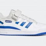 """【発売予定】adidas Originals FORUM LOW PREMIUM """"White/Blue"""" (アディダス オリジナルス フォーラム ロー プレミアム """"ホワイト/ブルー"""") [FY7760]"""