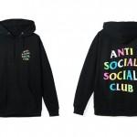 Anti Social Social Club × Frenzy Appを使用した限定フーディーが発売! (アンチ ソーシャル ソーシャル クラブ)