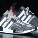 """【12/5 発売】国内atmos限定!adidas Originals NMD_R1 atmos """"Tricolor V2"""" (アディダス オリジナルス エヌ エム ディー アトモス """"トリコロール V2"""") [G55476]"""