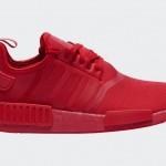 "adidas Originals NMD_R1 ""Triple Red/Scarlet"" (アディダス オリジナルス エヌ エム ディー ""トリプルレッド/スカーレット"") [FV9017]"