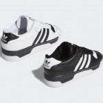 """adidas Originals RIVALRY LOW """"White/Black"""" (アディダス オリジナルス ライバルリー ロー """"ホワイト/ブラック"""") [EG8062,8063]"""